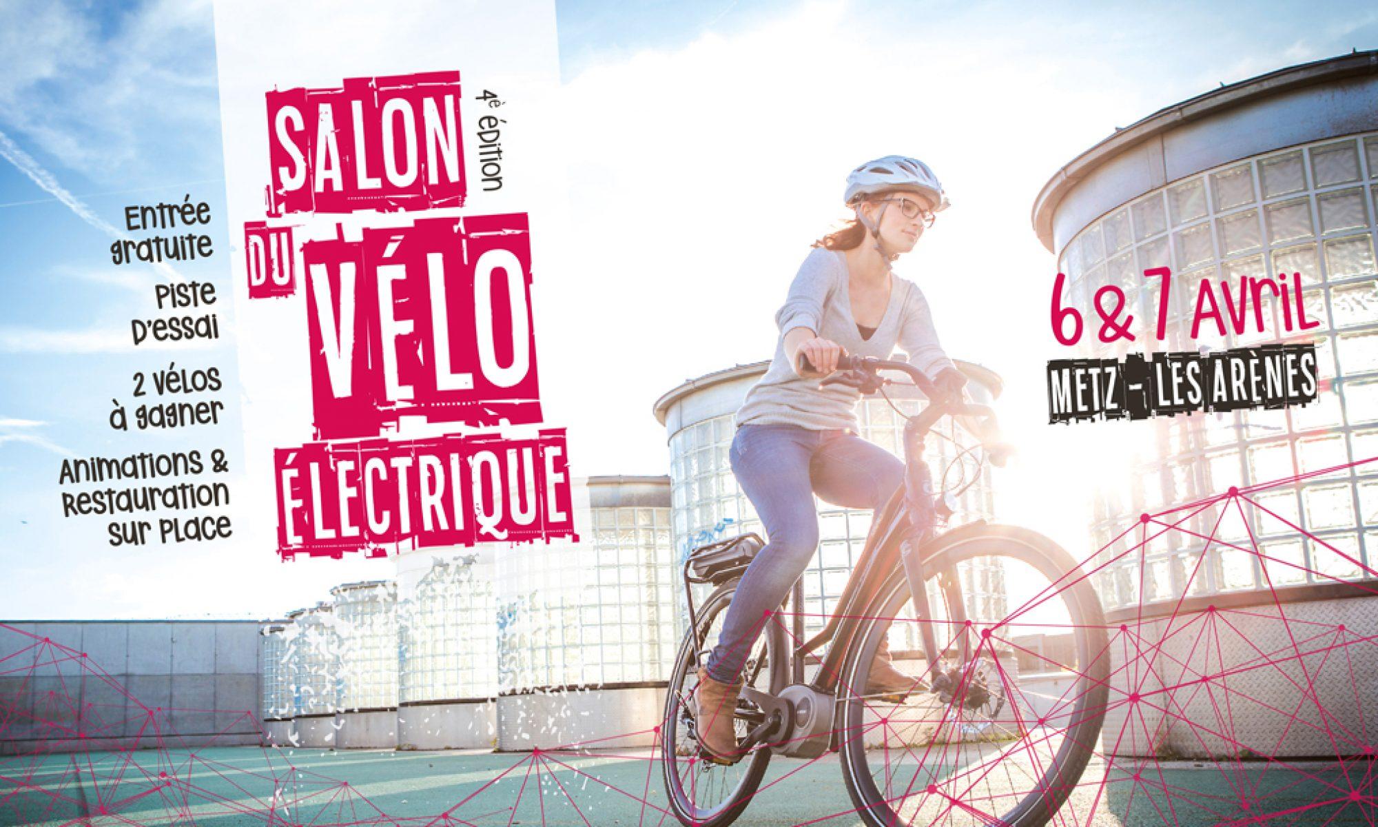 Salon Du Velo Electrique De Metz 2019