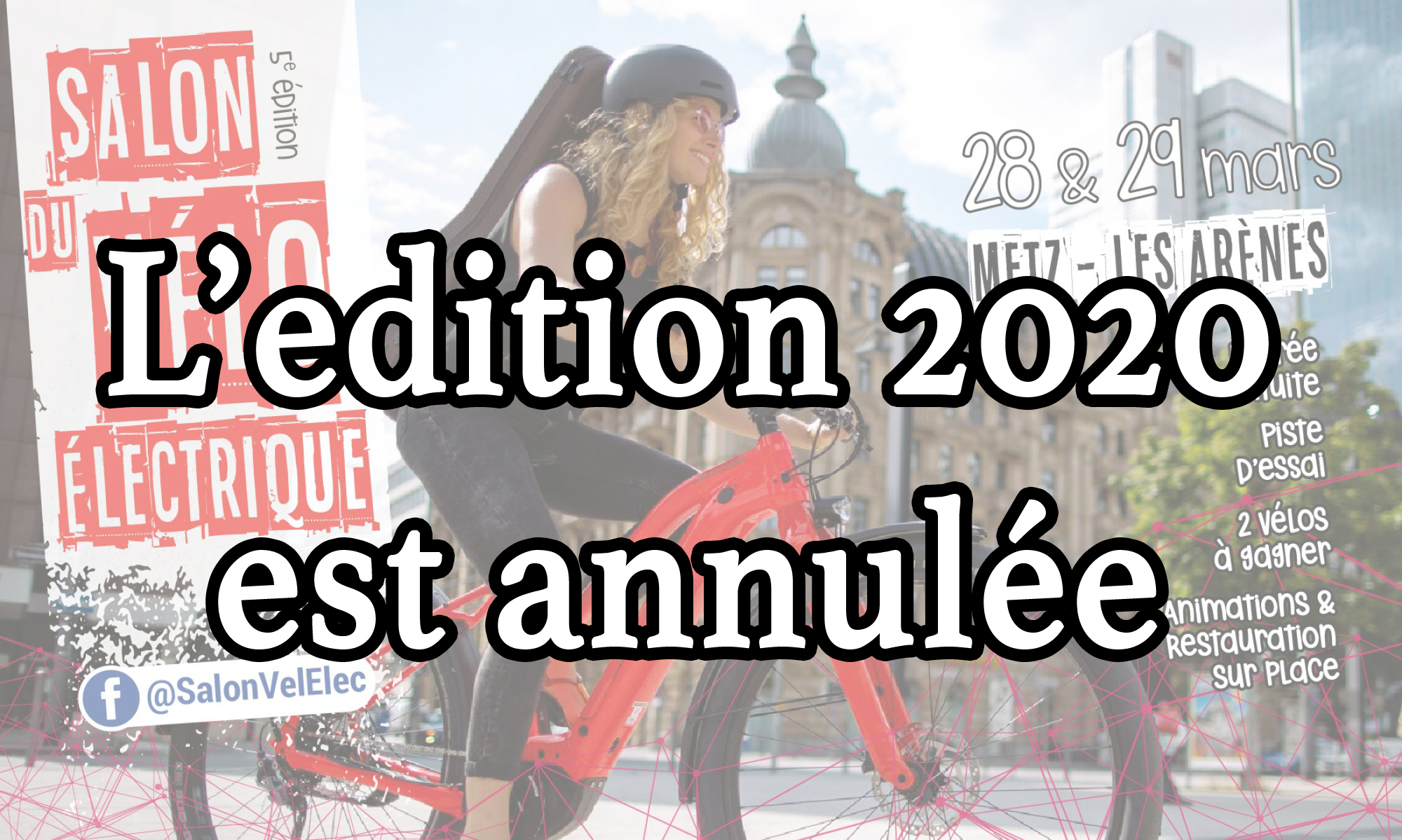Salon Du Velo Electrique De Metz 2020